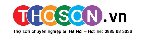 Thợ Sơn Nhà Chuyên Nghiệp tại Hà Nội 0985 68 3323
