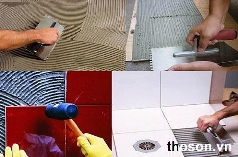 thợ ốp lát gạch hà nội, thợ xây trát hà nội