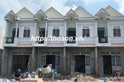 Thứ tự thi công các hạng mục hoàn thiện nhà mới